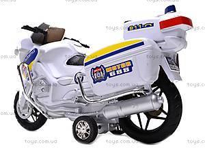 Мотоцикл инерционный, детский, HR688-1, цена