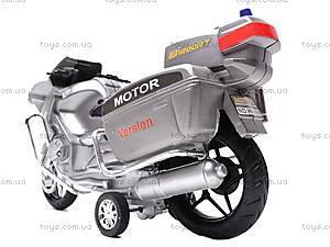 Мотоцикл инерционный, игрушечный, HR698, отзывы