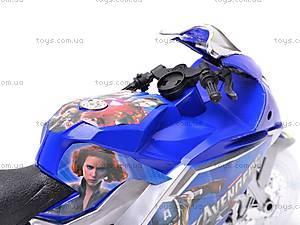 Мотоцикл инерционный музыкальный, 909-13/909-15, отзывы