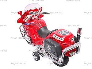 Мотоцикл инерционный с музыкой, CZ003B, цена