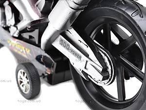 Мотоцикл инерционный Spiderman, HR686-6, цена