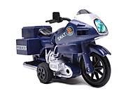 Мотоцикл инерционный SWAT, 999-065E, отзывы