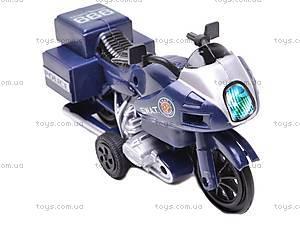 Мотоцикл инерционный SWAT, 999-065E, купить