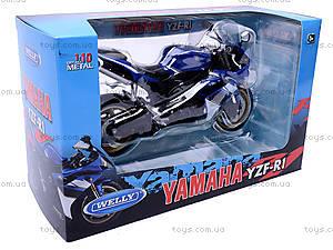 Мотоцикл металл Yamaha 2008 YZF-R1, 62802W, фото