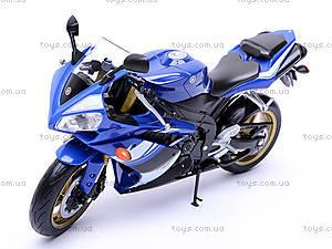 Мотоцикл металл Yamaha 2008 YZF-R1, 62802W