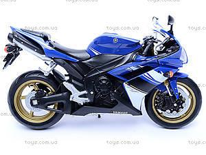 Мотоцикл металл Yamaha 2008 YZF-R1, 62802W, отзывы