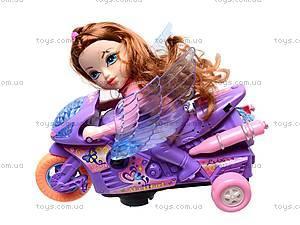 Мотоцикл с куклой, 8007, купить