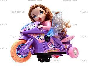 Мотоцикл с куклой, 8007, отзывы