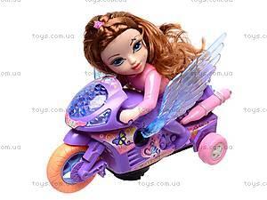 Мотоцикл с куклой, 8007, цена