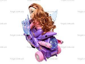 Мотоцикл с куклой, 8007, игрушки