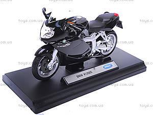 Мотоцикл с масштабом 1:18, 19660W-12B