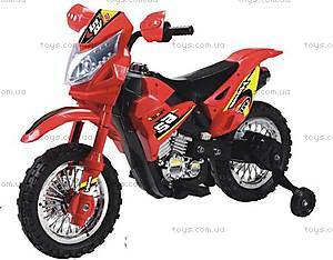 Мотоцикл с мотором для детей, 3010376
