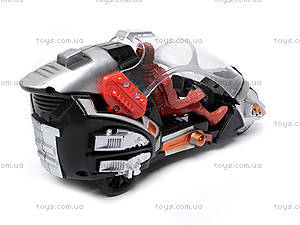 Мотоцикл «Спайдермен», 894A, отзывы
