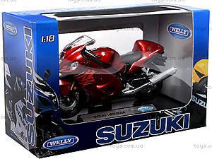 Мотоцикл Suzuki Hayabusa, 12828 PW, фото