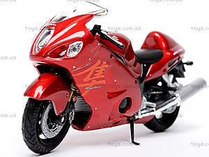 Мотоцикл Suzuki Hayabusa, 12828 PW, отзывы