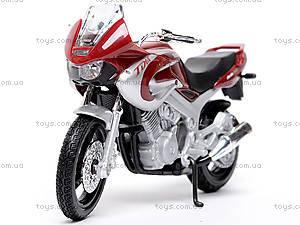 Мотоцикл YAMAHA 2001 TDM850, масштаб 1:18, 12155PW, купить
