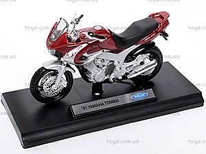 Мотоцикл YAMAHA 2001 TDM850, масштаб 1:18, 12155PW