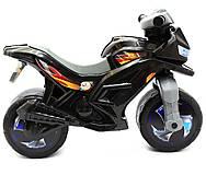 Мотоцикл 2-колесный, черный, 501 Черн, цена