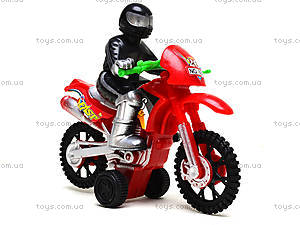 Инерционный мотоцикл Racer, 888, фото
