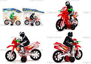 Инерционный мотоцикл Racer, 888