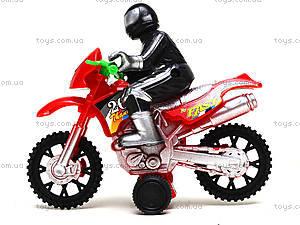 Инерционный мотоцикл Racer, 888, отзывы