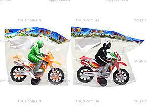 Инерционный мотоцикл Racer, 888, игрушки