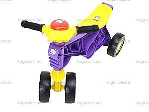 Беговел для детей «Мотоцикл», 188, фото