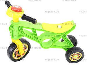 Детский беговел «Мотоцикл», 171, фото