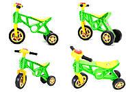 Детский беговел «Мотоцикл», 171, отзывы
