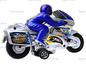 Инерционный игрушечный мотоцикл, CZ730, купить