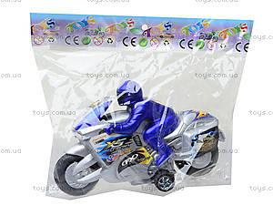Инерционный игрушечный мотоцикл, CZ730, фото