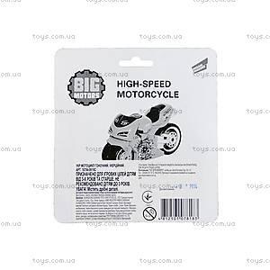 Мотоцикл гоночный, инерционный, 10784-8618C, купить