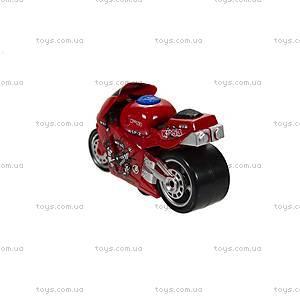 Мотоцикл гоночный, инерционный, 10784-8618C, цена