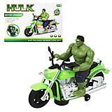 Мотоцикл «Hulk», C99, тойс