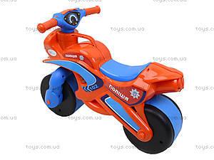 Мотоцикл-каталка детская «Полиция», 0139540, купить
