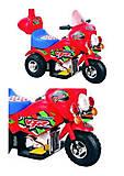 Мотоцикл желтый, M-026-Y