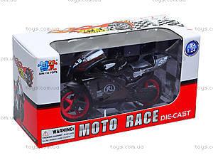 Игрушечный мотоцикл, металлический, XY028, магазин игрушек