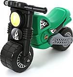 Мотоцикл «Моторбайк» зелёный, 40480, фото