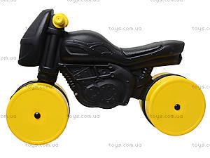 Каталка мотоцикл «Мини-байк», 4098, детские игрушки