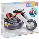 """Плотик """"Мотоцикл"""" надувной , 57534, интернет магазин22 игрушки Украина"""