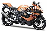 Мотоцикл Suzuki GSX-R1000 1:12, 31101-1, купить