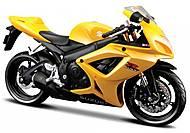 Мотоцикл Suzuki GSX-R600 1:12, 31101-7