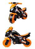 Мотоцикл для деток Технок 3, 5767, фото