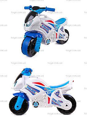 Мотоцикл детский спортивный Технок 3, 5125