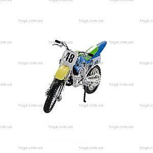 Мотоцикл трековый, озвученный, 10784-2788A, купить