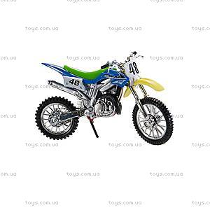 Мотоцикл трековый, озвученный, 10784-2788A