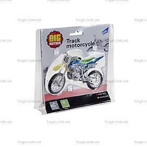 Мотоцикл трековый, озвученный, 10784-2788A, цена