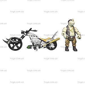 Мотоцикл и эксклюзивная фигурка Рокстеди серии Черепашки-нинздя MOVIE II, 89303