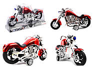 Мотоцикл Дрэгстер инерционный , 1254(1728512), фото
