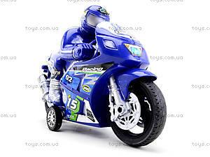 Игрушечный инерционный мотоцикл, 3375, купить